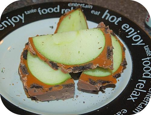Eden's Caramel Gourmet Apples