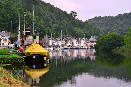 Reflets de Port-Launay | by Trix: Pierre qui roule .......