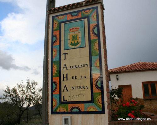 Almería - Tahal - Oficina de Turismo 37 13' 41 -2 17' 6