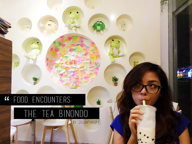 the tea binondo by zelanthropy