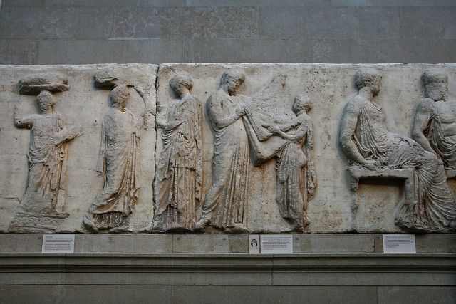 Parthenon Frieze | Flickr - Photo Sharing!