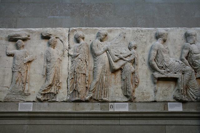 Parthenon Frieze | Flickr - Photo Sharing!