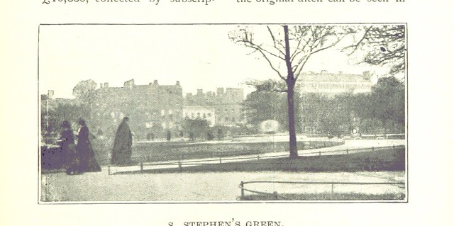 Image taken from page 277 of 'The Dictionary of Dublin, being a comprehensive guide to the city and its neighbourhood ... Illustrated by numerous photographs taken by the authors'