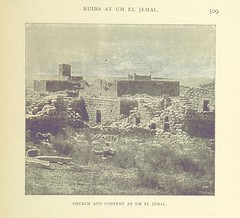 Image taken from page 589 of '[The Land and the Book; or, Biblical illustrations drawn from the manners and customs, the scenes and scenery, of the Holy Land.]'