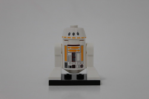 LEGO Star Wars 2013 Advent Calendar (75023) - Day 1 - R5-F6