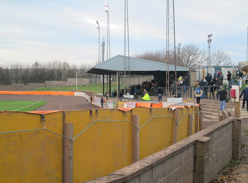 Shielfield Park, Away (North)  Terrace