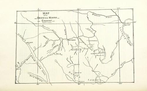Elevation map of Bulkley-Nechako, BC, Canada - Topographic Map