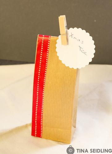 Weihnachtliche Teemischung