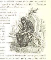 "British Library digitised image from page 586 of ""Aux Pays du Christ. Études bibliques en Égypte et en Palestine [Illustrated.]"""