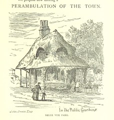 """British Library digitised image from page 55 of """"F. Stebbings' Illustrated Guide to Lowestoft ... and the 'Broads' of Norfolk and Suffolk"""""""