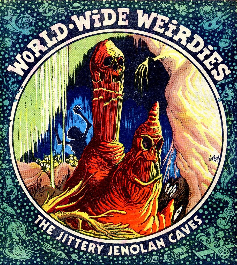 Ken Reid - World Wide Weirdies 98