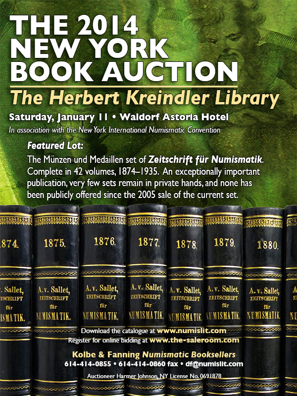 Kolbe-Fanning 2014 Kreindler sale ad