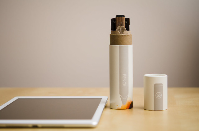 Pencil by FiftyThree packaging