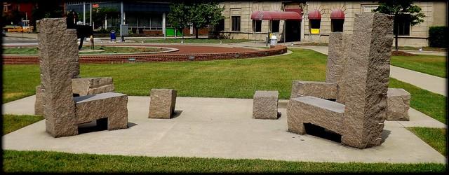 Josephine Ford Sculpture Garden: