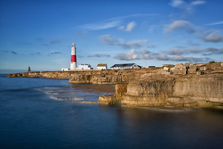 Portland Bill Lighthouse II