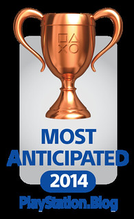 PS.Blog Game of the Year 2013 - Most Anticipated Game Bronze