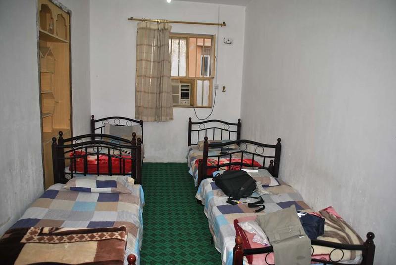 04 hotel en la Isla de Qeshm