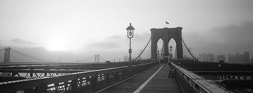 BrooklinBridge_01 by mikhail_serbin