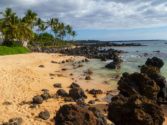 Secret Cove/Pa'ako Beach, Maui