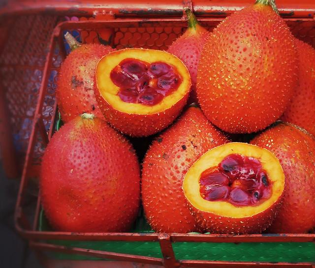 Gac Fruit, Chiang Mai