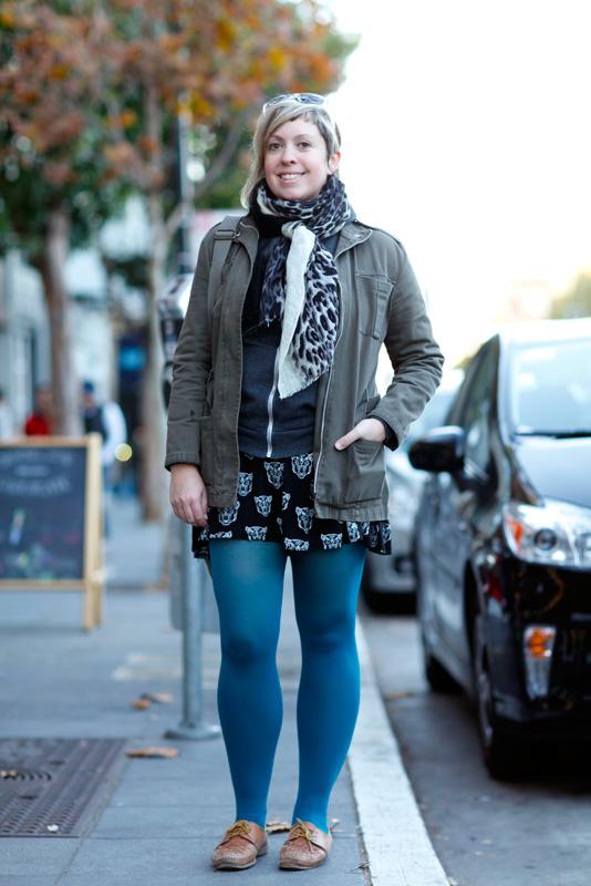 amandaguest street style, street fashion, women, San Francisco, Valencia Street, Quick Shots