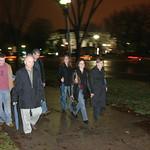 Walking in D.C. at Night