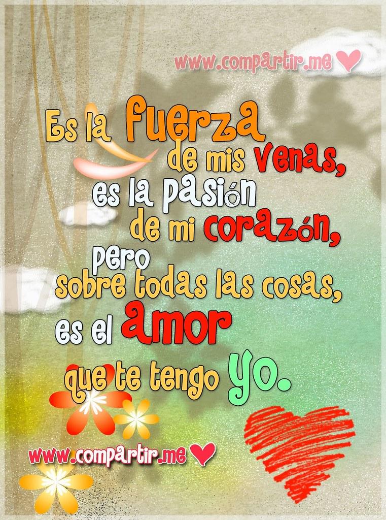 Frases De Amor Hermosa Tarjeta De Amor Para Compartir Gratis A