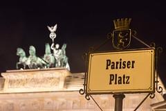 5 days in Berlin #1 Brandenburg Gate