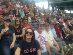 Harpooners at Fenway 2012
