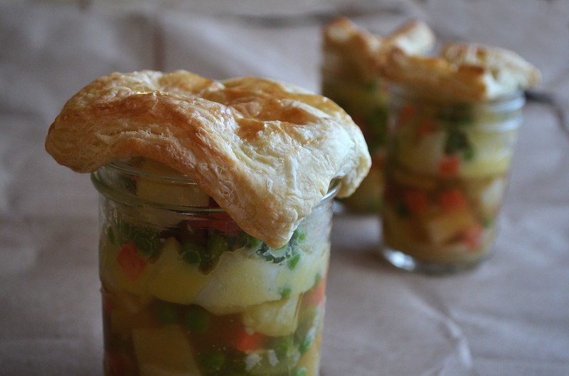 vegetable pie in a jar 3