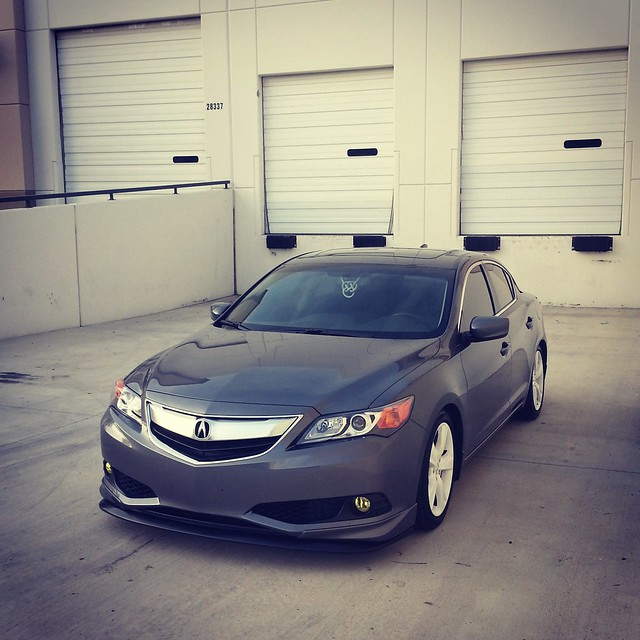 UsdmJON's '13 Acura ILX Tech Progress Thread: Entry-Level