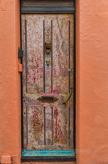Spotty Door