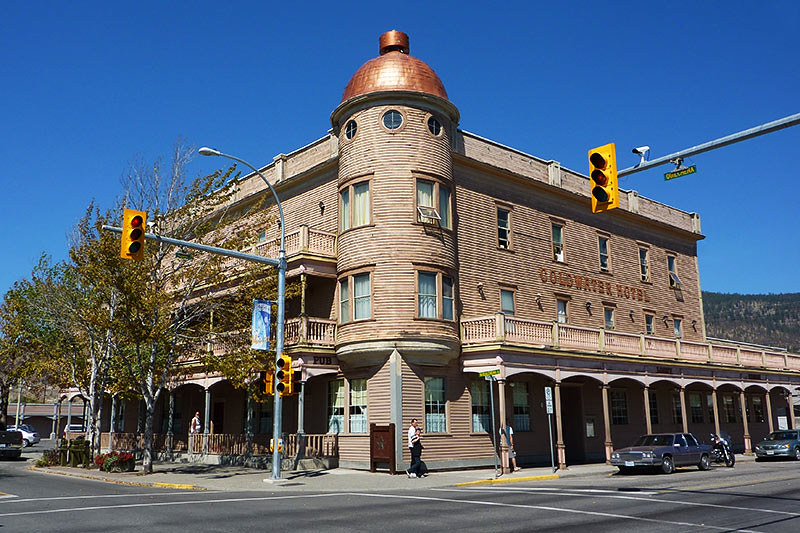Coldwater Hotel, Merritt, Nicola Valley, Thompson Okanagan, British Columbia