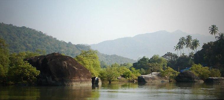 21. Clásica estampa de Goa. Autor, Travelmeasia