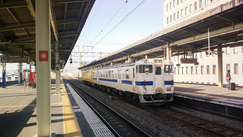 Saga Station(佐賀駅), Japan.