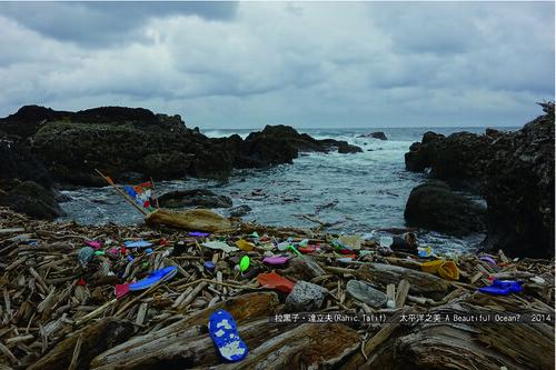 太平洋之美-擁有過的-1-拉黑子。圖片提供:海科館