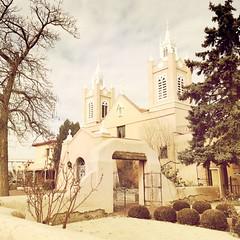 Felipe Neri Church Old Town Albuquerque New Mexico IMG_2748
