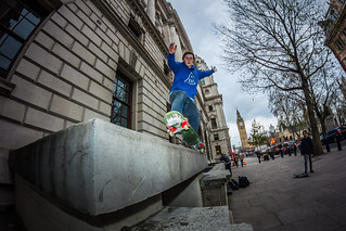 Cameron Linford -  Backside 5.0 @ Westminister, London