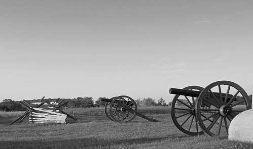 Day One July 1, 1863 ... McPherson Ridge,  Gettysburg, Pennsylvania USA