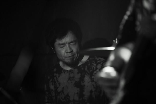 SPUTNIK KOMBINAT live at Outbreak, Tokyo, 02 Feb 2014. 154