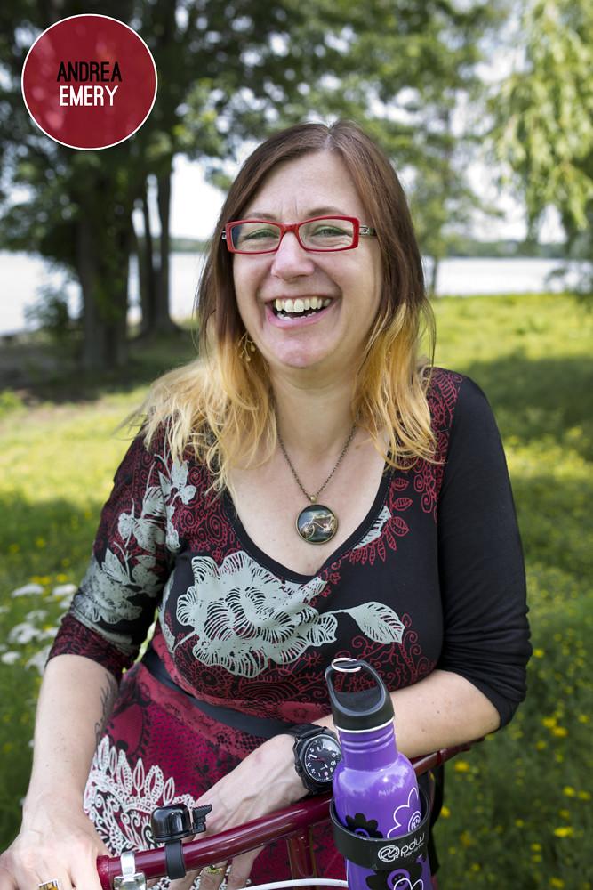 Andrea Emery - Ottawa Velo Vogue