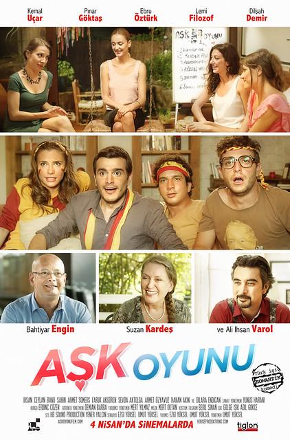 Aşk Oyunu (2014)