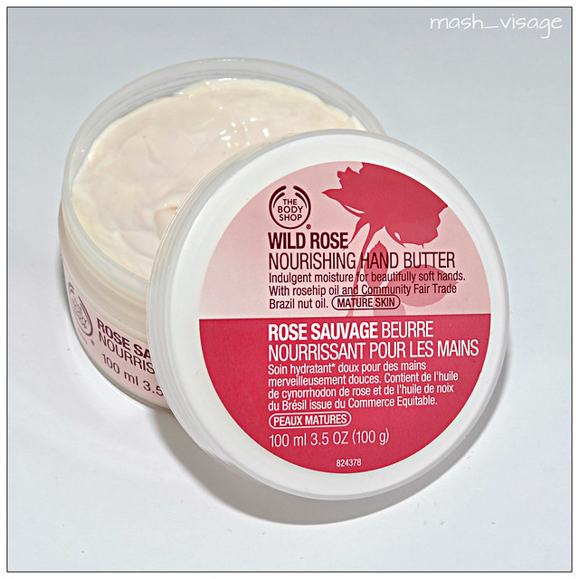 The Body Shop Hand Butter