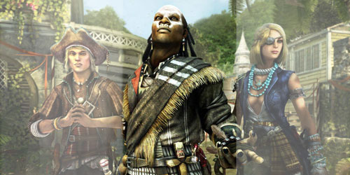 Assassins Creed 4: Black Flag -The Shaman