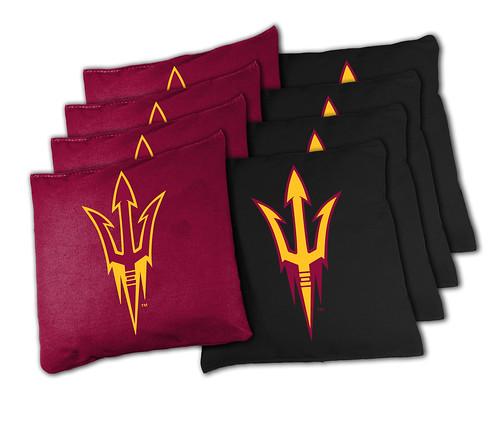 Arizona State Sun Devils Cornhole Bags