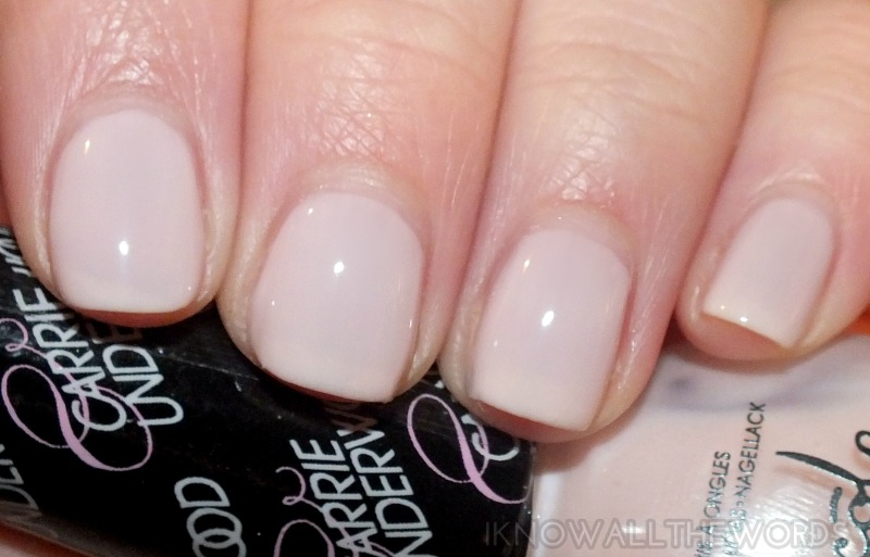 nicole by opi carrie underwood collection- Love My Pups (5)