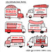 less popular food trucks by gemma correll