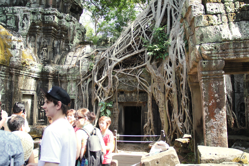 12791077845 4b50b7eba0 b - Cambodia 2013: Affirming my appreciation for ruins in the Temples of Bayon and Ta Prohm