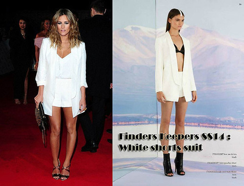 The Shorts suit Trend- Spring summer trend
