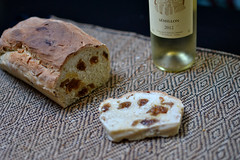 Fig Bread & Foie Gras